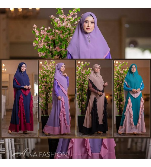 Aurelia syar'i by Aina Fashion
