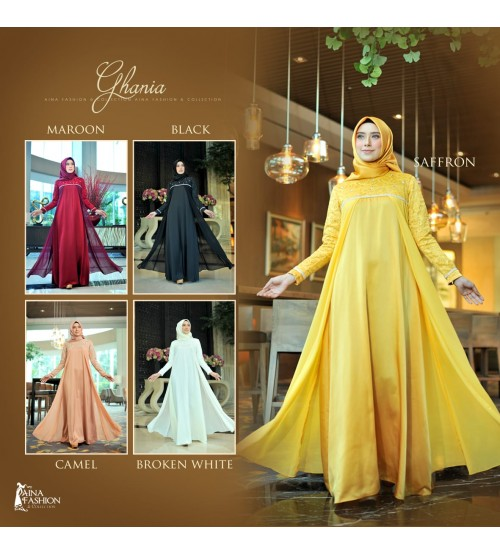 Ghania By Aina Fashion