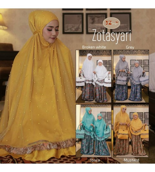 Mukena Zotasyari by IZ Design