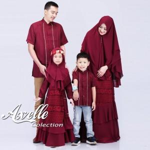 Baju Keluarga Lenora