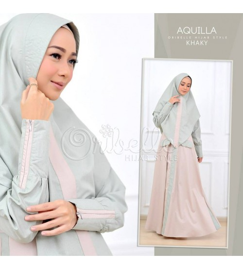 AQUILLA By Oribelle Hijab Style