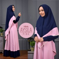 AYSILA DRESS BY ORIBELLE HIJAB STYLE