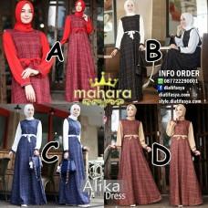 Dress Muslim Aliya