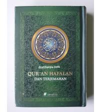 Al Quran Hafalan & Terjemahan A6 Hijau