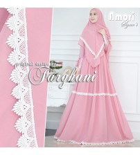 Gamis List Renda Amori by Farghani
