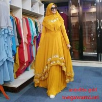 Anindita Syari Series bordir by Megawarni Ori