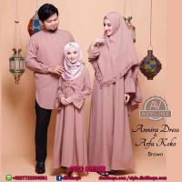 Baju Muslim Keluarga Annira & Arfa