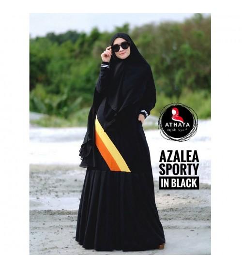 Gamis Syar'i Azalea Sporty by Athaya hijab Syari
