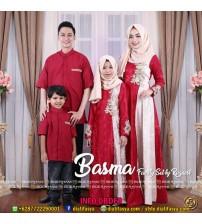 Baju Muslim Keluarga Basma