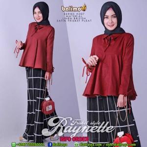 Setelan Celana Kulot untuk hijaber