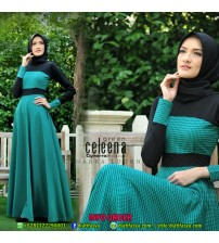 Dress Muslimah Simple - Celeena