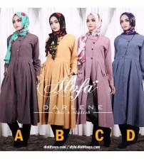 Atasan Baju Muslim Tunik Darlene
