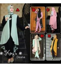 Setelan Hijab Deana