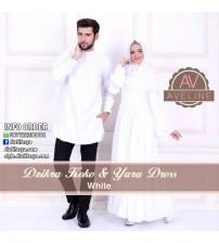 Baju Muslim Couple Dzikra & Yara