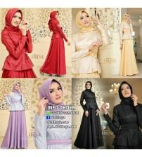 Setelan Blouse/Blus & Rok Muslim Eirene