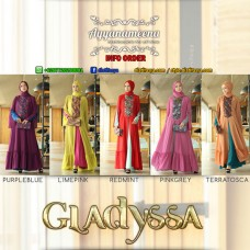 Dress Pesta Muslim Gladyssa
