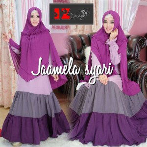 Jameela Syari by IZ Design