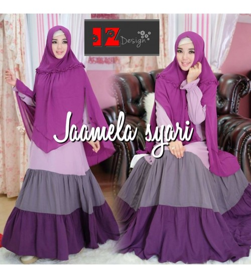 Jameela Syari by IZ Design
