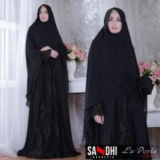 Gamis Syar'i La Perla