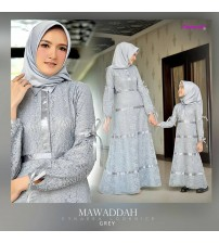 Gamis Brokat Mawaddah Couple by Cynarra