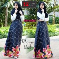 Baju Overall Hijab Mazaya