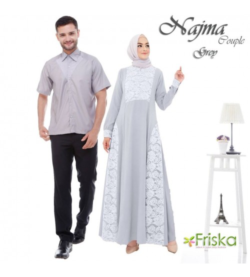 Najma Couple by Friska