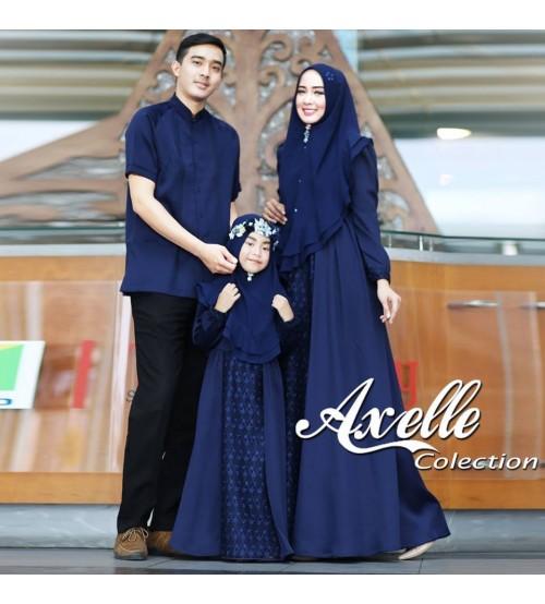 Model Gamis Couple Keluarga 2019 Model Hijab Terbaru