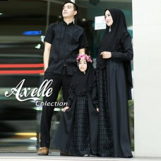 Namira Mom kids dan Koko Rayyan by Axelle