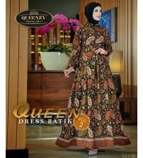 QUEEN dress batik VOL2 by QUEENZY