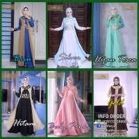 Model Dress Muslimah Raesha