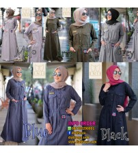 Dress Hijab Casual Rania
