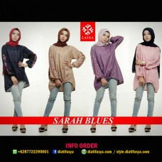 Blouse Hijab Model Sarah