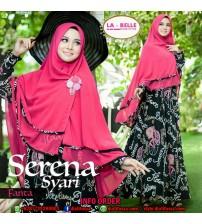 Gamis Syar'i Cantik & Unik Serena