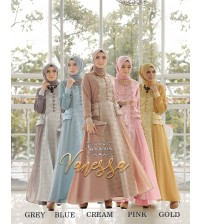 Baju Pesta Muslim Vanessa