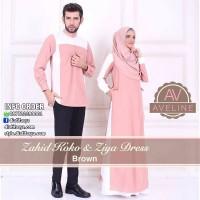 Baju Muslim Couple Zahid & Ziya