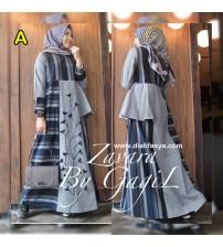 Dress Simple Zavara by Gagil