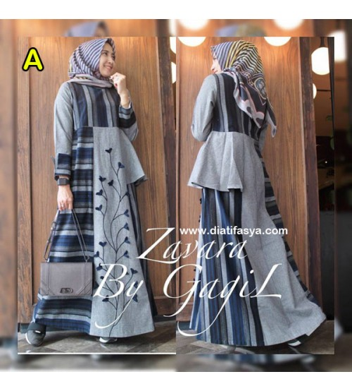 Dress Simple Zavara by Gagil