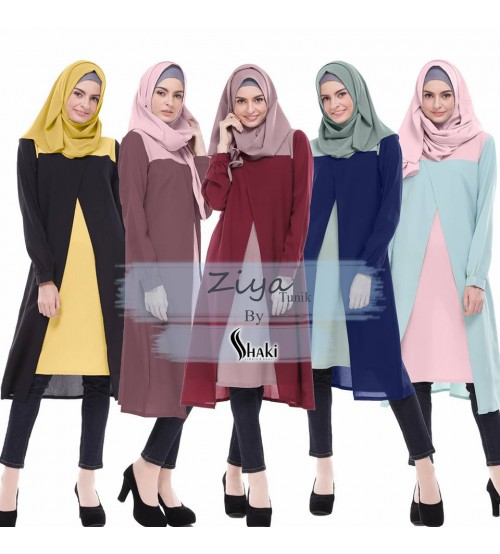 Baju Tunik Simple Ziya