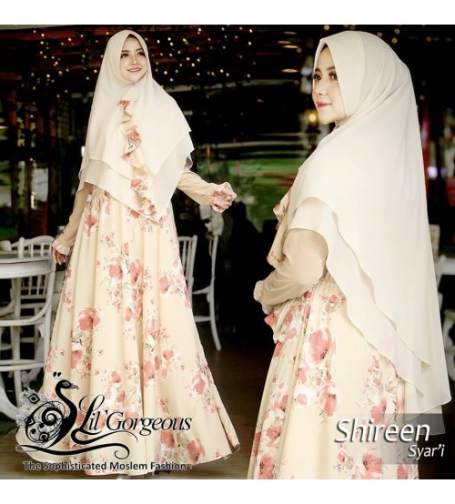 Shireen Syar'i by Lil Gorgeous