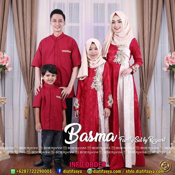Model Baju Muslim Couple Terbaru Baju Keluarga Muslim Terbaru
