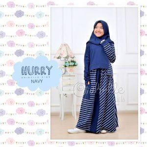 baju setelan anak perempuan muslim 6 8 10 12