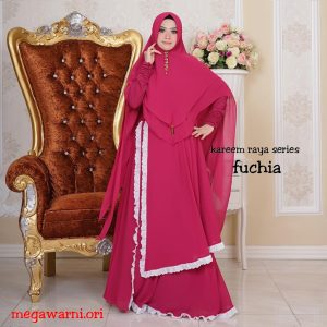 dress pesta muslimah 2019 2020