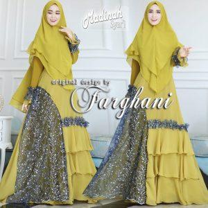 dress syari 2019 2020