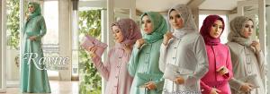 dress pesta muslimah 2019