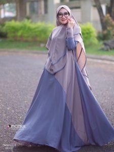 gamis elegan syari 201920