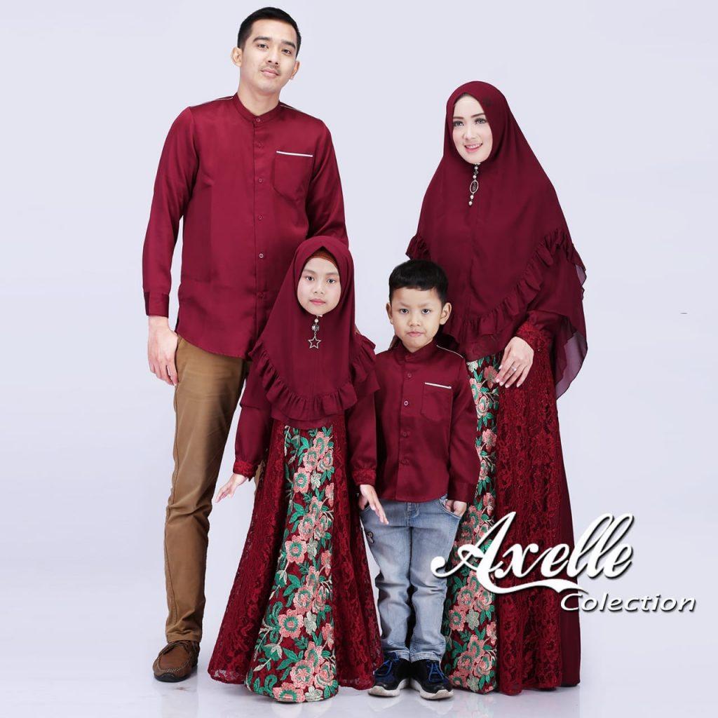 model baju kondangan muslim brokat 2019 2020