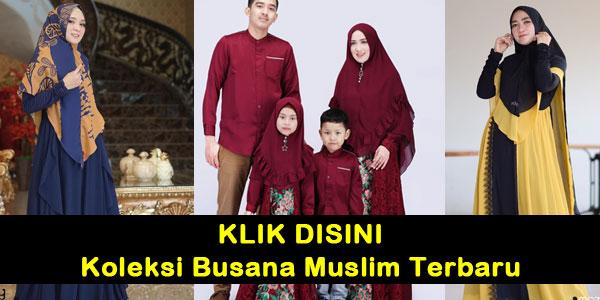 busana muslim terbaru 2019 2020