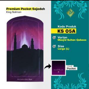 sajadah travel premium