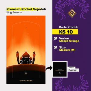 sajadah travel masjid orange