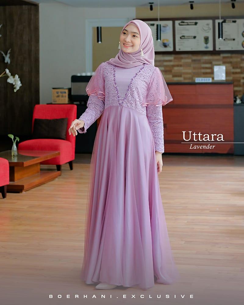 baju pesta muslimah modern terbaru 202021